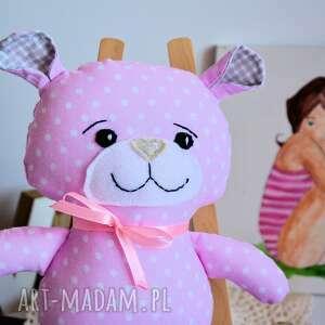awangardowe maskotki dziewczynka miś kuleczka - asia - 26