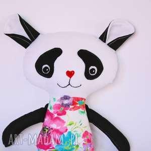 urokliwe maskotki miś misiu panda hania 44 cm