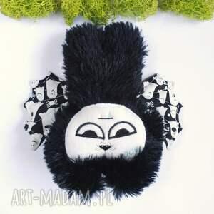 ręcznie zrobione maskotki mamrotek nietoperz przytulanka