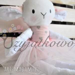 niepowtarzalne maskotki przytulanka owca baletnica :)