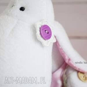 różowe maskotki maskotka owieczka (109)