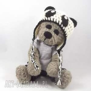 miś białe panduś