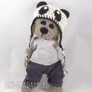 maskotki panda panduś