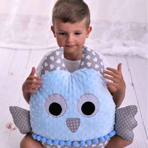 oryginalne maskotki poduszka-dla-dzieci poduszka dziecięca sowa