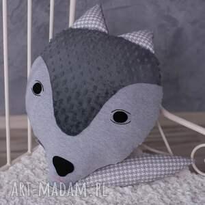 poduszka wilk dziecięca