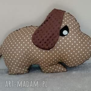 modne maskotki poduszka pies dziecięca