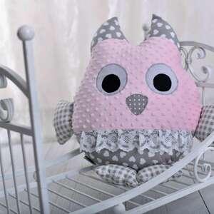 pomysł-na-prezent maskotki poduszka dziecięca sowa