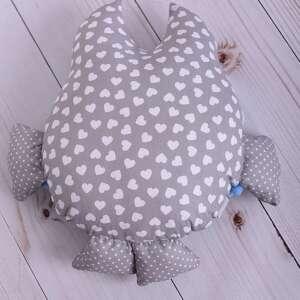 niebieskie maskotki poduszka-dla-dzieci poduszka dziecięca sowa