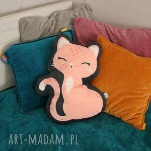 ręcznie wykonane maskotki poduszka - przytulanka