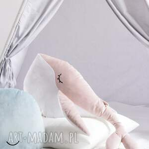 różowe maskotki maskotka poduszka przytulanka klasyczny