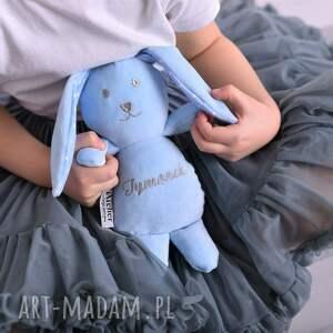 dekoracja pokoju maskotki przytulanka dziecięca królik