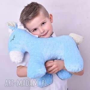dekoracja pokoju maskotki przytulanka dziecięca koń stojący 2