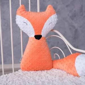 maskotki dekoracja-pokoju przytulanka dziecięca lisek