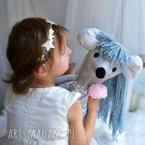 maskotki dekoracja-pokoju przytulanka dziecięca myszka