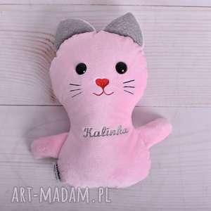 efektowne maskotki przytulanka-kot przytulanka dziecięca kotek