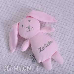 maskotki przytulanka królik dziecięca