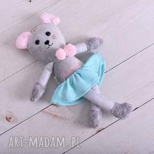 maskotki przytulanka-minky przytulanka dziecięca myszka