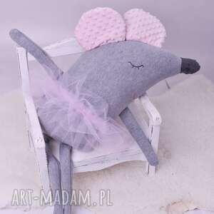 maskotki mysz-poduszka przytulanka dziecięca myszka