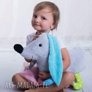 maskotki pies przytulanka dziecięca