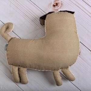 maskotki poduszka pies przytulanka dziecięca