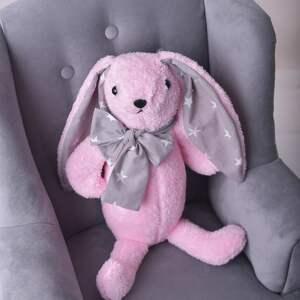 maskotki pomysł na prezent przytulanka dziecięca królik