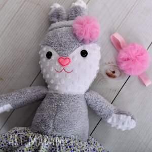 maskotki pomysł-na-prezent przytulanka dziecięca królik