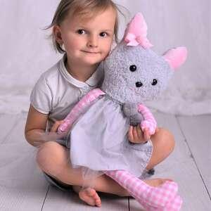 unikalne maskotki pomysł-na-prezent przytulanka dziecięca kot