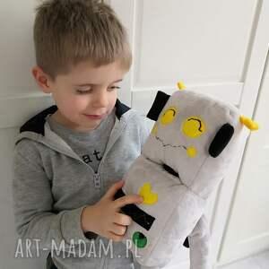 pomysły na prezenty na święta robot przytulanka bartek