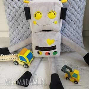 pomysły na prezenty na święta prezent dla chłopca przytulanka robot bartek