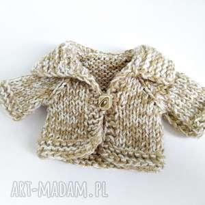 maskotki miś sweterek dla misia