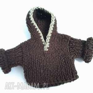 miś maskotki sweterek dla misia