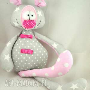 maskotki personalizowany szyta przytulanka - miś franek