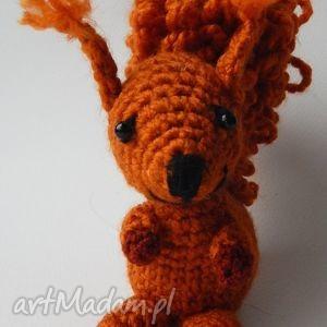 ręcznie wykonane wiewiórka