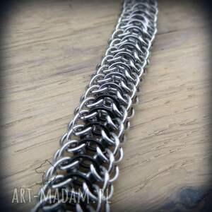 wyjątkowe męska aluminiowa bransoleta
