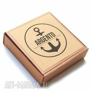 Argento akcesoria męska bransoletka boho ze skóry