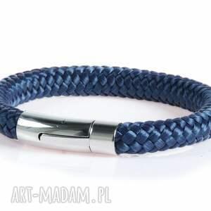 Argento akcesoria męska: bransoletka z liny bransolety męskie bransoletki