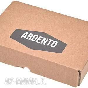 męska: bransoletka z liny żeglarskiej bransolety męskie bransoletki Argento lina