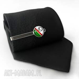modne męska legia - spinka do krawata