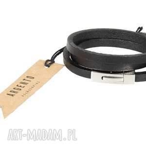 atrakcyjne męska bransolety modna bransoleta skórzana