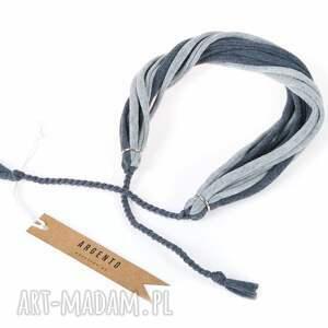 ręcznie robione męska bawełniana pleciona bransoletka