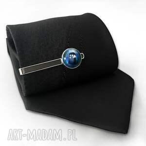 eleganckie męska spinka tardis - do krawata