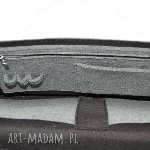 filcu filcowa torba - personalizowana -