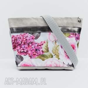 mini kwiaty listonoszka z papieru