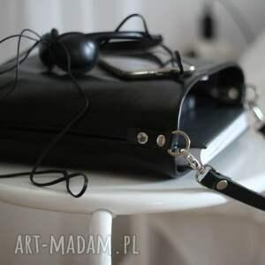 torebka mini mała czarna