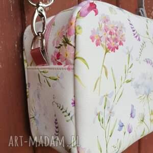 wyraziste mini kwiatowa mała torebeczka box