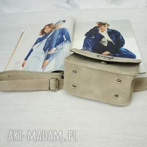 kopertówka mini manzana torebka elegancka