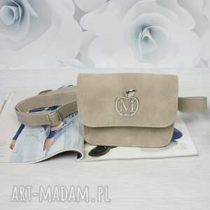 frapujące mini torebka manzana elegancka