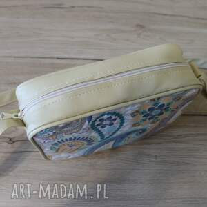 upominek święta elegancka single bag - paisley