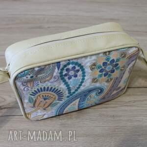 upominek święta paisley single bag