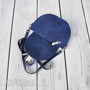 skórzana mini torebka dla dziewczynki